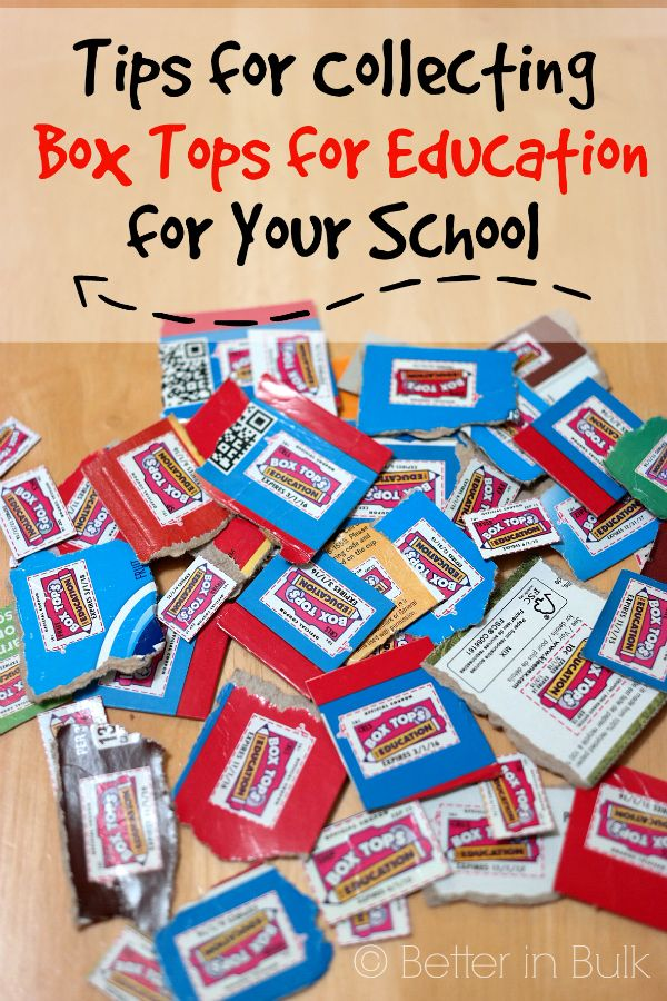 Tips For Collecting Box Tops for Education #FoodLionBoxTops  sc 1 st  Pinterest & Best 25+ Box tops ideas on Pinterest | Box tops contest Pto ... Aboutintivar.Com