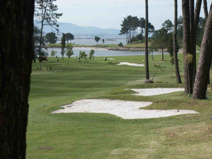 La Toja Golf, Galicia, Spain