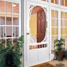I really, really want a vintage screen door for our basement!