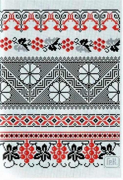 Gallery.ru / Фото #19 - Ukrainian Stitching Art - thabiti