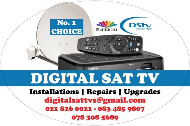 DSTV installationsOpenview HD installationsHD PVR decoder installationsExtra view DSTV decoder installationsSatellite dish relocation to your new homeHome theater installationsSABC and eTV aerial installationsUPGRADE TO EXPLORA NOWSingle view HD 4U Full Installation R 1250Explora HD Fresh Installation - R 3200Explora Upgrade Call For PriceUpgrade Now To Fibre Glass Satellite ( SPECIAL Price R1999 )Fibre glass does not Rust