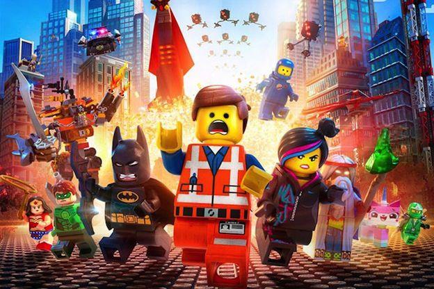Featurette et photos de La Grande Aventure Lego