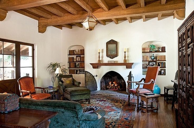 spanish colonial revival living room spanish colonial pinterest