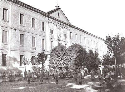 Turoliense: Casa Provincial de Beneficencia