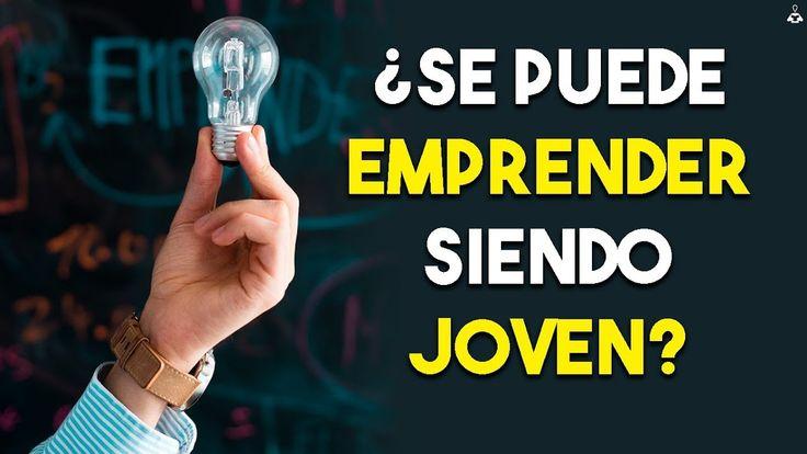 Cómo Emprender siendo Joven para Crear una Empresa Exitosa sin Malgastar...