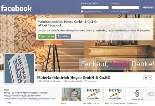 Für Durchschnitt gibt es keine Likes - Mitarbeitersuche in den sozialen Netzwerken mit Heyse als BestPractice in der Deutschen Handwerks Zeitung