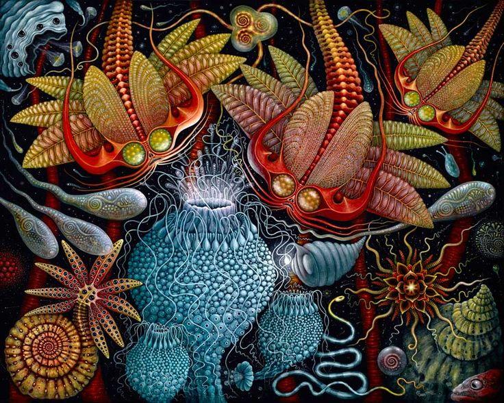 Роберт Стивен Connett - характер рвотных масс Максимус музей, Оригинальные картины, гравюры , комиссий & лицензировании образов ~ РС Connett