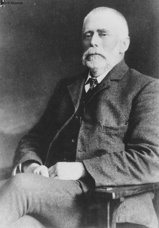 Mr Chepmell Chairman Piako County Council, first in 1887