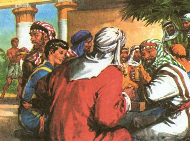Joseph's brothers fellowshipping