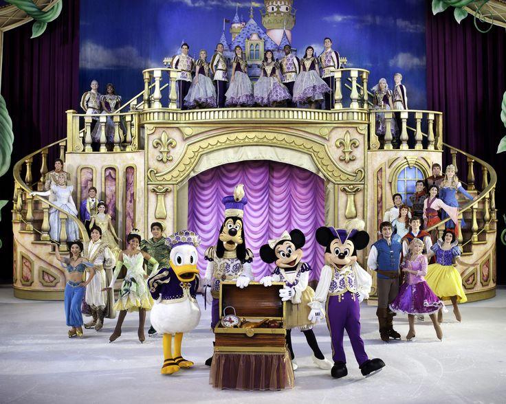 Win tickets to Disney on Ice Durban