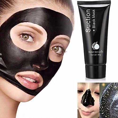 MY LITTLE BEAUTY Blackhead Remover Black Mask Deep Cleansing Purifying Peel Off Blackhead Absorbing Pores Stubborn Dirt