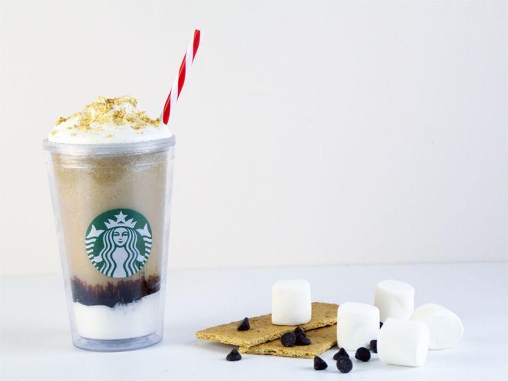 Copycat Starbucks S'mores Frappuccino 1