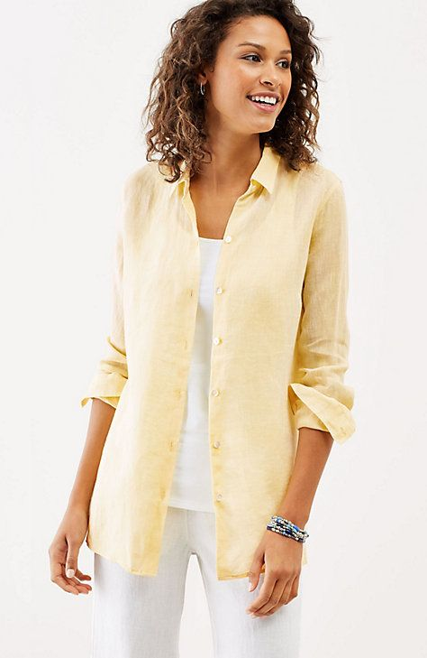 17 Best Ideas About Linen Shirts On Pinterest Linen Tops