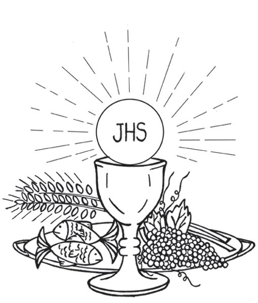487 best Catholic Coloring Pages for Kids to Colour images