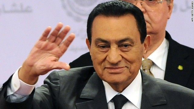 A court has dismissed charges against former President Hosni Mubarak related to the deaths of hundreds of peaceful protesters.