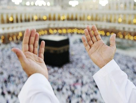 Prayer is not for Allah, it's for you - He doesn't need us, but we need him the most! http://www.bookumrah.ca/