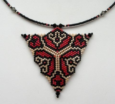 #beaded #pendants