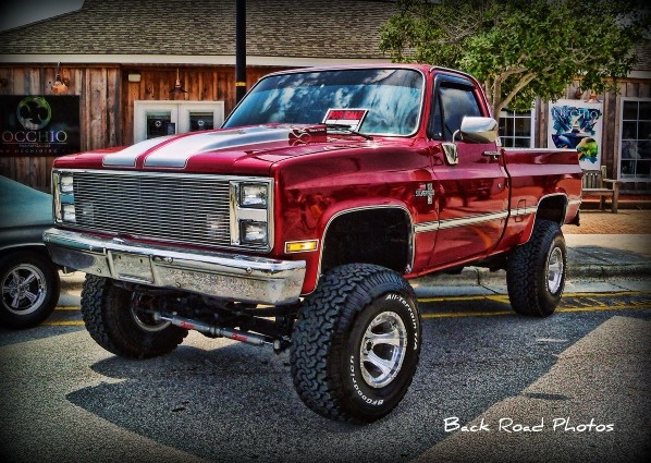 Jacked Up Chevy By Back Road Wanderer Via Flickr Chevy Trucks - Square body chevy for sale