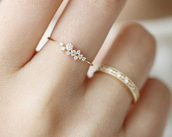 Promise Rings Promise Rings For Couples Couples by JewelryRB
