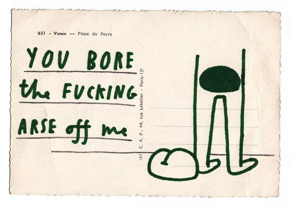 mad. boring.
