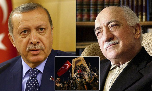 Was Turkey's military uprising orchestrated from Pennsylvania?