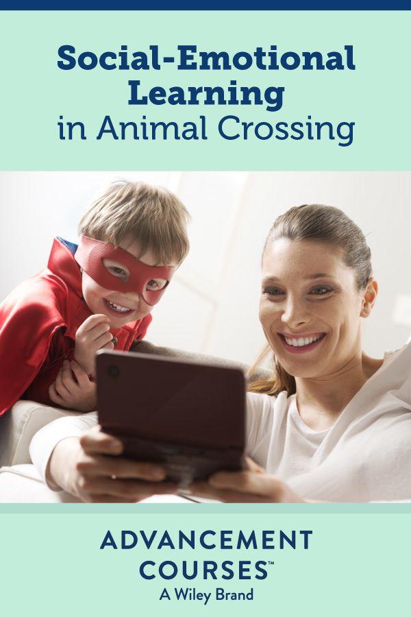 Social Emotional Learning In Animal Crossing Advancement Courses Social Emotional Learning Social Emotional Activities Social Emotional