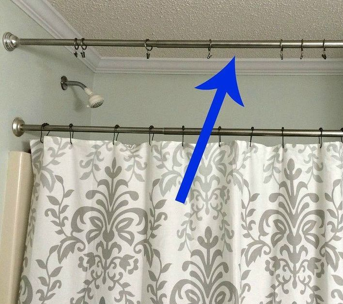 13 Incredibly Useful Tension Rod Ideas You Havenu0027t Seen Yet