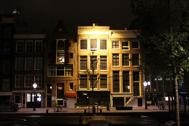 Anne Frank House and Museum, Amsterdam, Netherlands