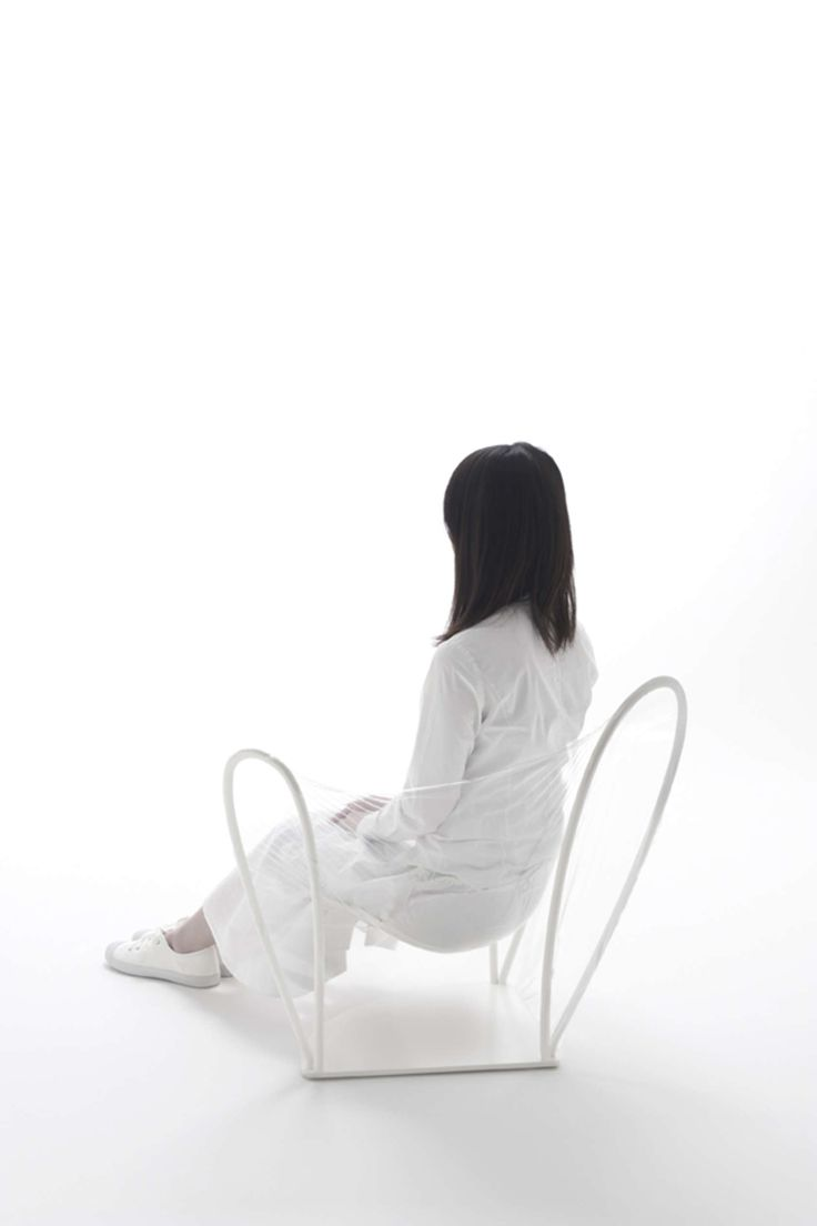 Knoll Life Chair Geek - Casa haus english designers oki sato and his invisible chair