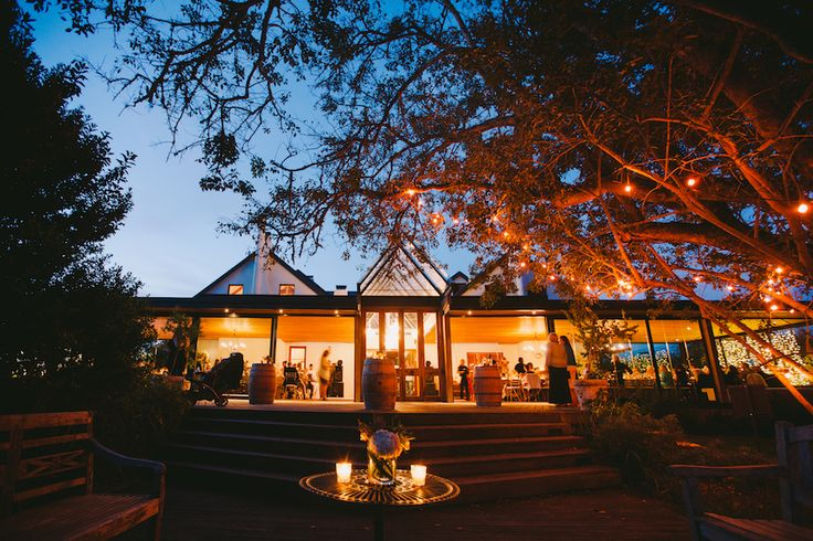 Roxy Burger's fairytale wedding at Forest Hall in Plettenberg Bay. Click for more.