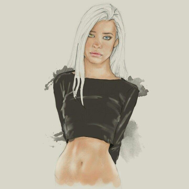Sarah Rose Mcdaniel #drawing #illustration