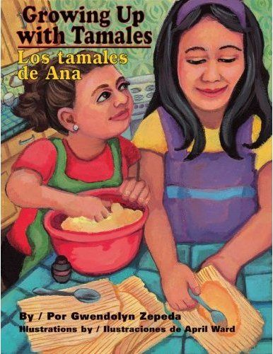 cool books for latino kids | ... Gwendolyn Zepeda in 2009 depicts a great Hispanic Christmas tradition
