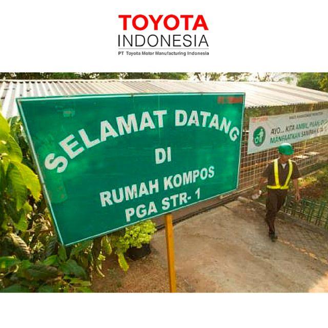 Komitmen TMMIN untuk menjadi perusahaan hijau, diterapkan melalui prinsip-prinsip yang membuat TMMIN mampu tumbuh dan berkembang selaras dengan lingkungan, serta mempromosikan pembangunan bagi masyarakat #TMMIN #ToyotaIndonesia #ToyotaIndonesiaManufacturing