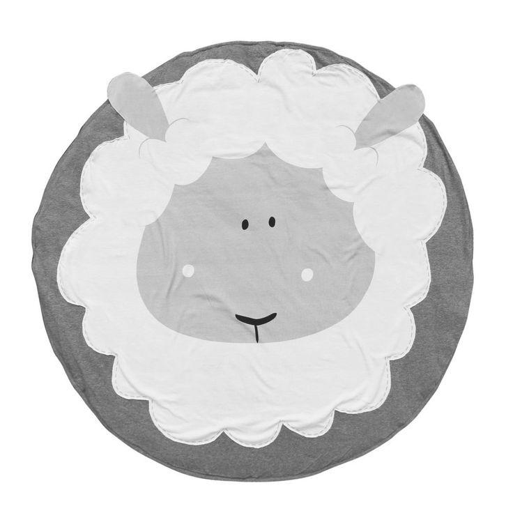 Lamb playmat