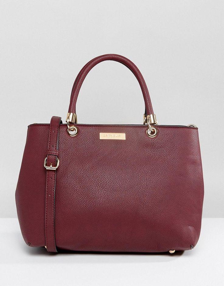 Carvela Darla Structured Tote Bag - Red