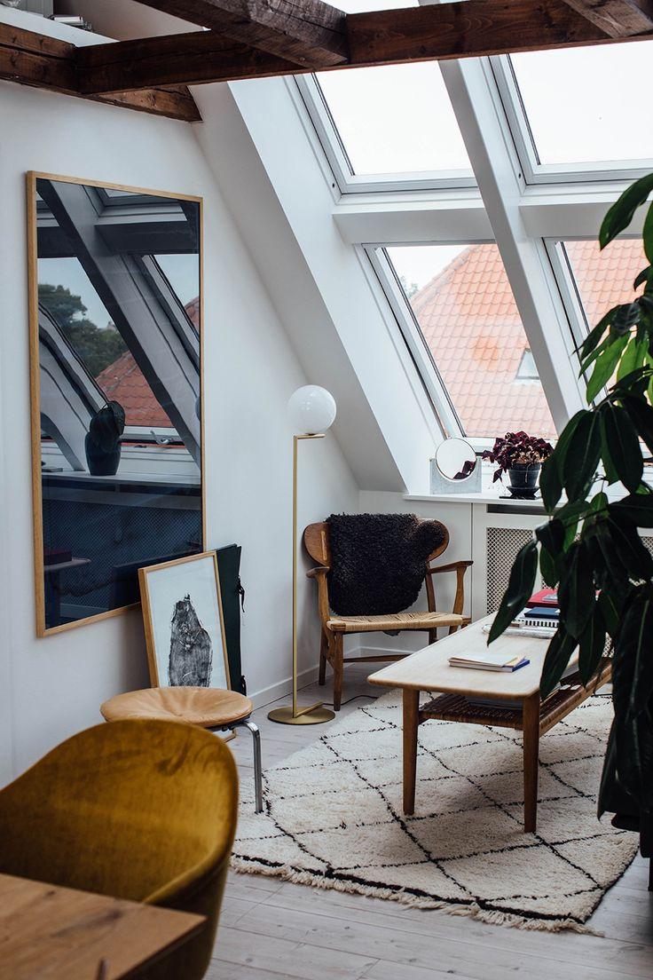 Home Tour with Line Borella in Copenhagen