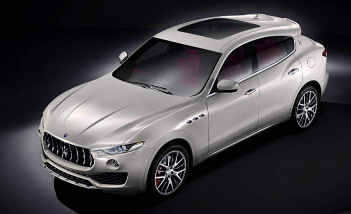 2017 Maserati Levante MSRP, Colors, S