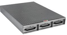 "Truck Bed Box | 50"" LONG FLOOR MODEL 3 DRAWERS"