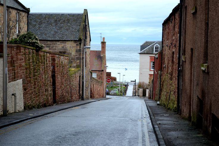 Dunbar, Scotland.