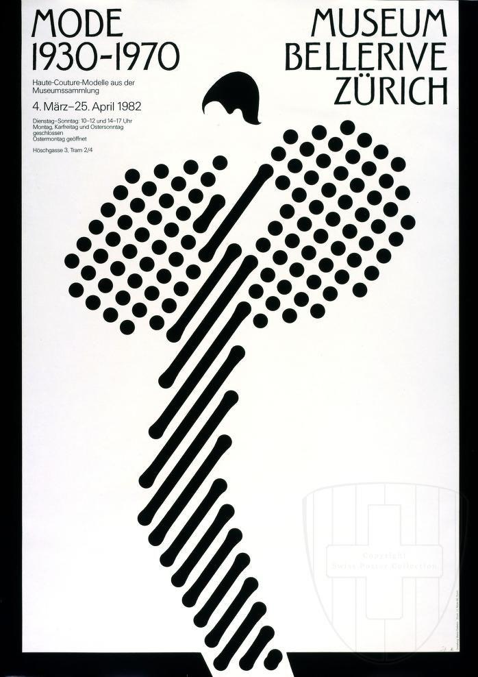 Oh, the Gestalt!  :)  Museum Bellerive Zurich, 1982