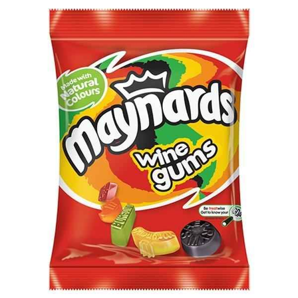 Maynards Wine Gums | 13 Sweets From Around The World That Are Worth The Cavities
