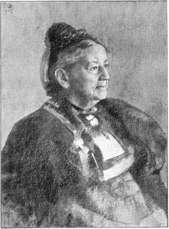 Chr. Collin_Studier og portræter_En norsk mor_1_