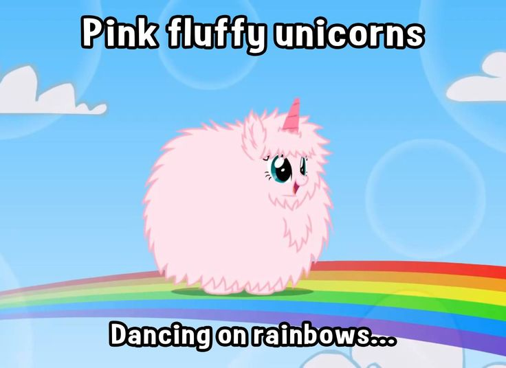 101 Best Images About Pink Fluffy Unicorns On Pinterest