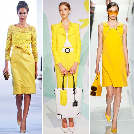 24 best Yellow is a HOT colour for Spring 2013 images on ...