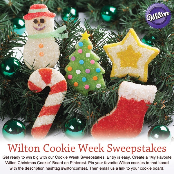 35 best  My Favorite Wilton Christmas Cookies  images on Pinterest     My Favorite Wilton Christmas Cookies Contest