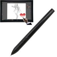 Huion P80 Wireless Usb Digital Pen Stylus Rechargeable Mouse Digitizer For Graphics Tablet Black