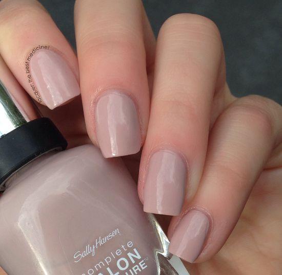 Lacquer: The Best Medicine!: Sally Hansen Complete Salon Manicure ...
