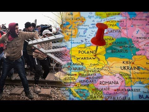 """""""Muzułmanie są ratunkiem dla Polski?"""" Dlaczego PIĄTA kolumna stręczy nam..."""