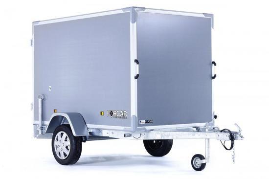 Remolques furgon cerrados - Remolques cuni, tu tienda online de venta remolques para coches
