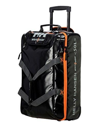 Oferta: 112.03€. Comprar Ofertas de Helly Hansen Workwear Trolley Bag, resistente al agua, 1pieza, 50L, schawrz, 34-079567-990de STD barato. ¡Mira las ofertas!